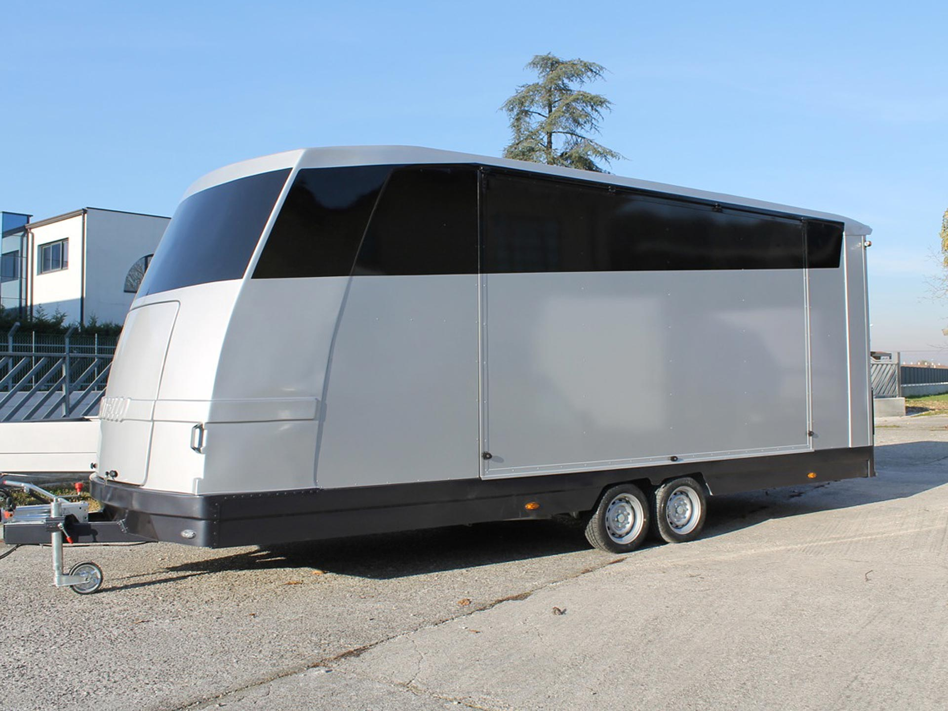 Turatello F35 2 Cars Autotransporter für 2 Autos